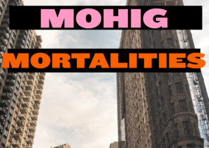 Mohig – Mortalities
